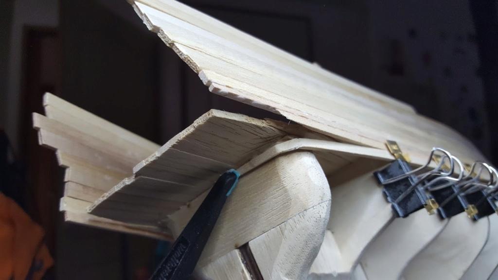 brochetage - Bordage et brochetage d'une coque bois - Page 6 20210321