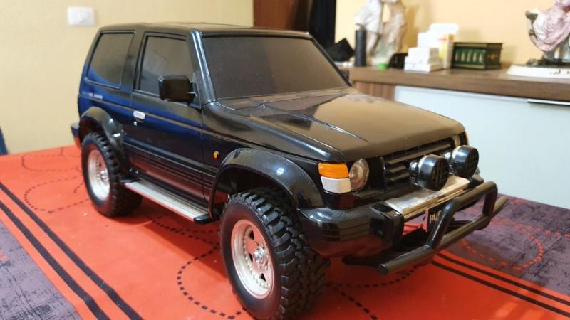 Tamiya cc01 Mitsubishi Montero/Pajero by WillysMB 2020-110