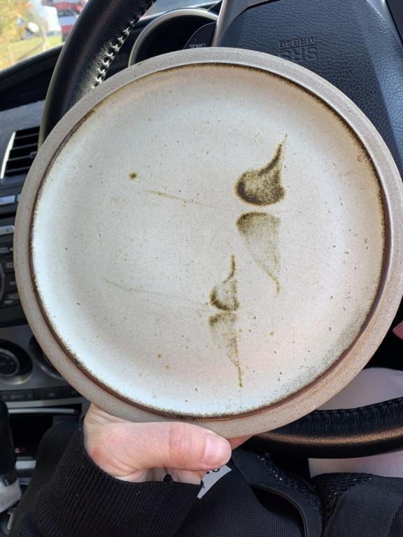 SJP pottery mark  73b58110