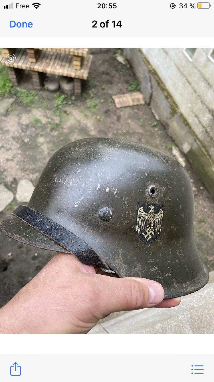 Identification casque allemand  4f17df10