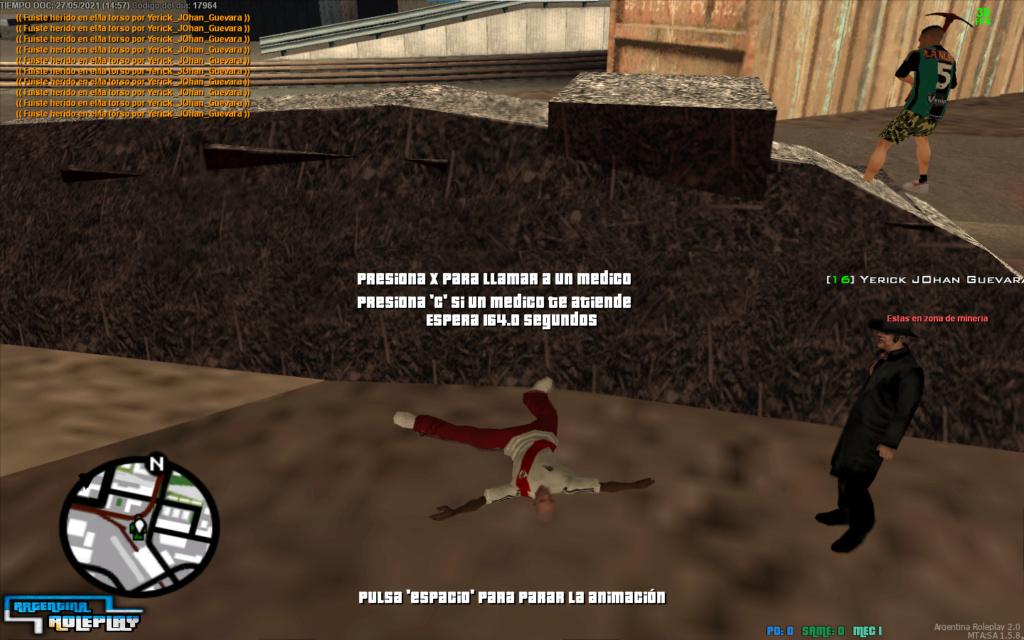 REPORTE  Player Kill Captur10
