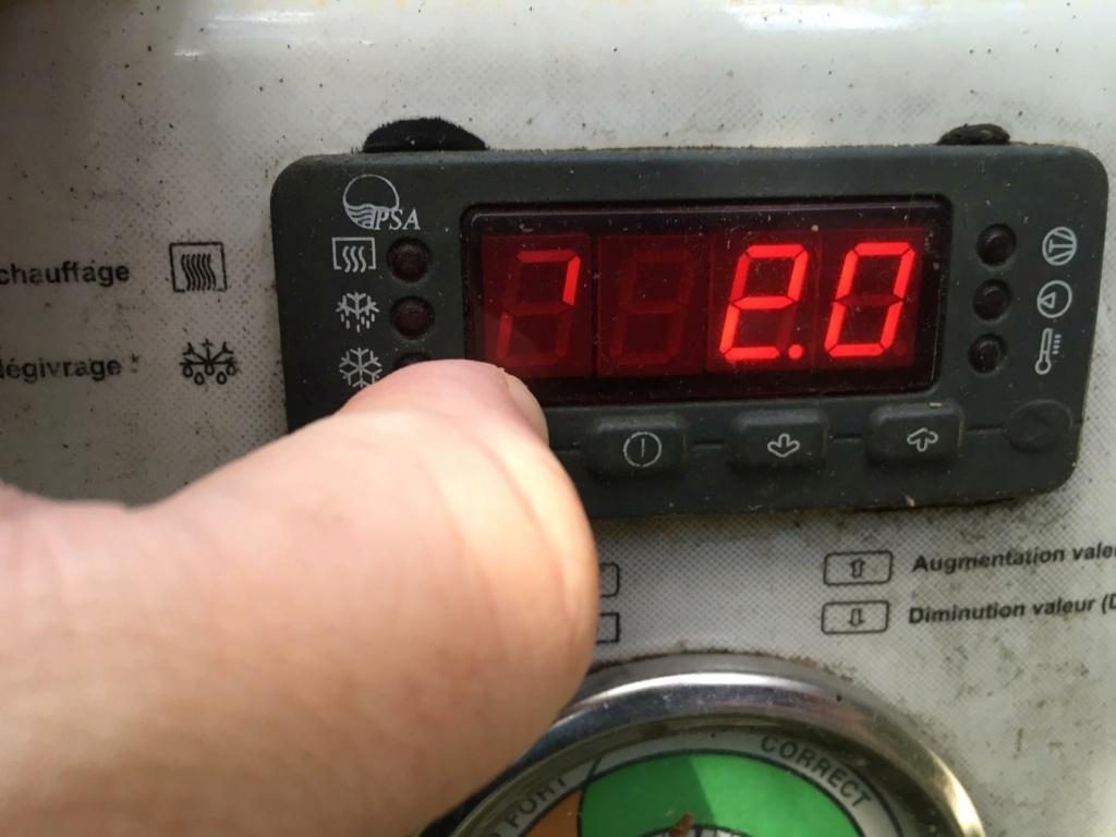 Pompe à chaleur qui ne démarre pas Pompea10