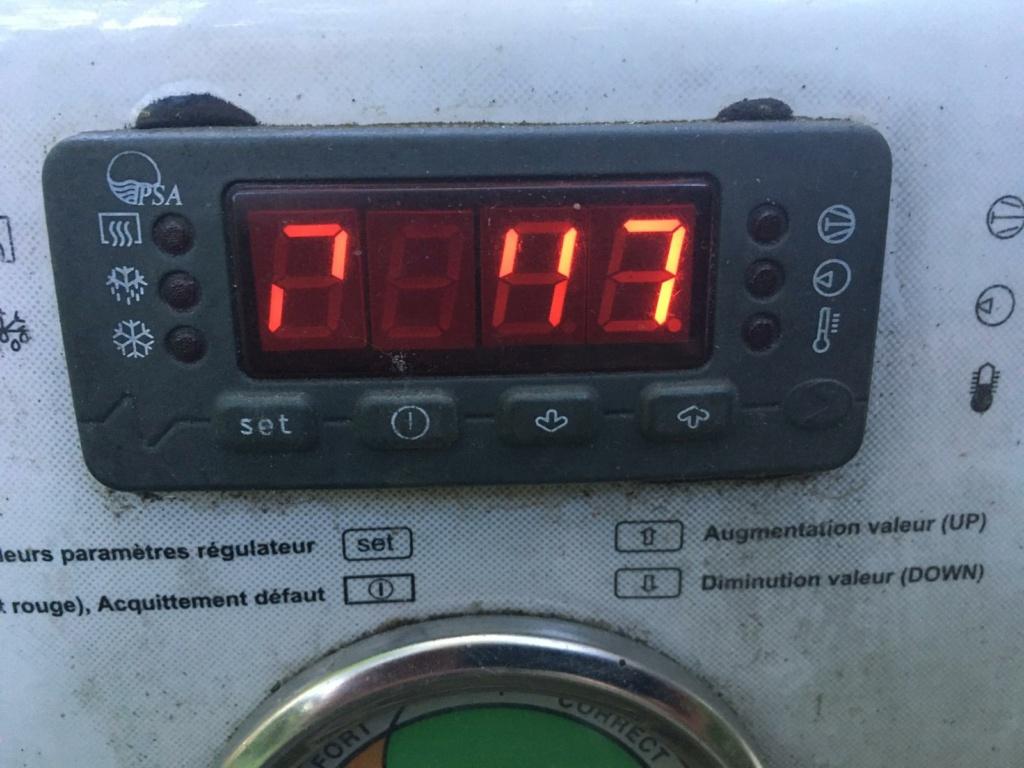Pompe à chaleur qui ne démarre pas Pompea11
