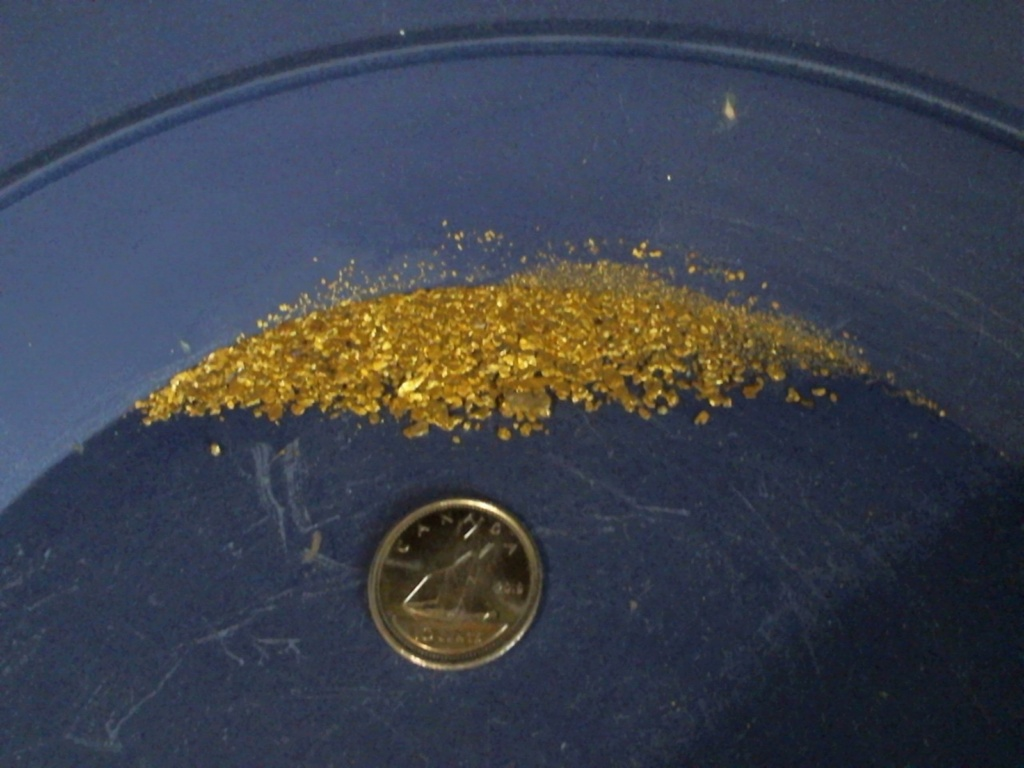 Placer gold, lode gold, ore and specimens Pictur18