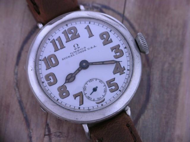 Les montres des signal corps américains en 1918 3omega10