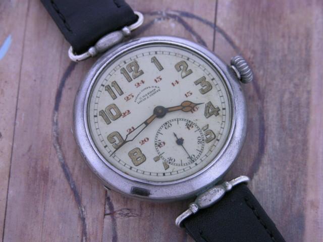 Les montres des signal corps américains en 1918 3un10