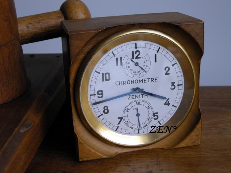 Le métier de chronométrier Chrono10