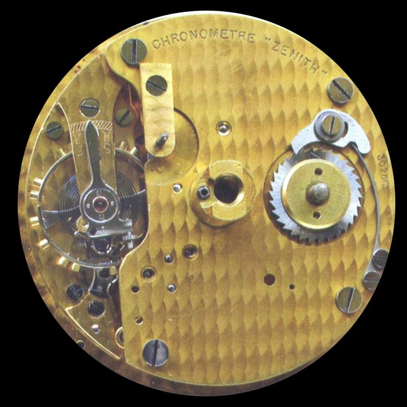 Que sont devenues les montres de concours de chronométrie après les épreuves ?  D-4-9_10
