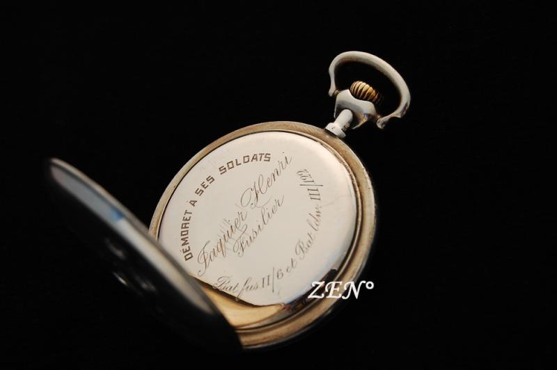 Page d'histoire : Les montres des gardes-frontières suisses après la guerre 14 Garde_12