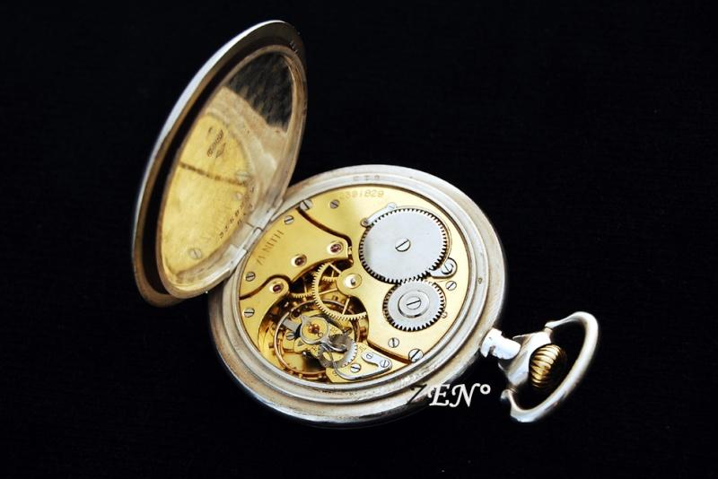 Page d'histoire : Les montres des gardes-frontières suisses après la guerre 14 Garde_13