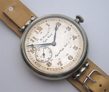 Les montres des signal corps américains en 1918 Moser210