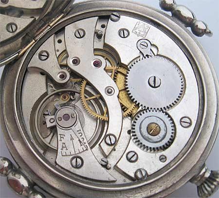 Les montres des signal corps américains en 1918 Moser310
