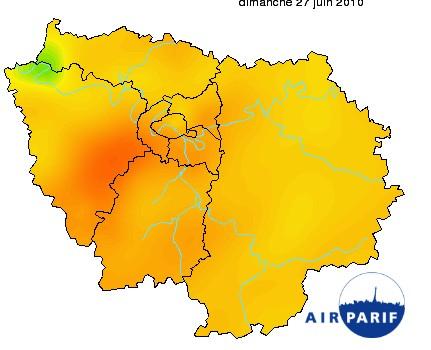 problème de respiration par forte chaleur Airpar10