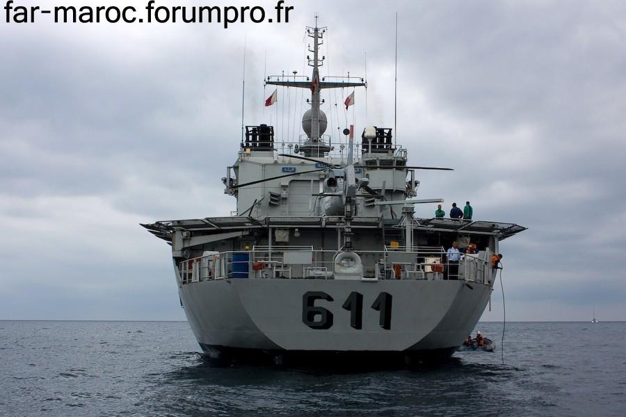 Royal Moroccan Navy Floréal Frigates / Frégates Floréal Marocaines Clipb104