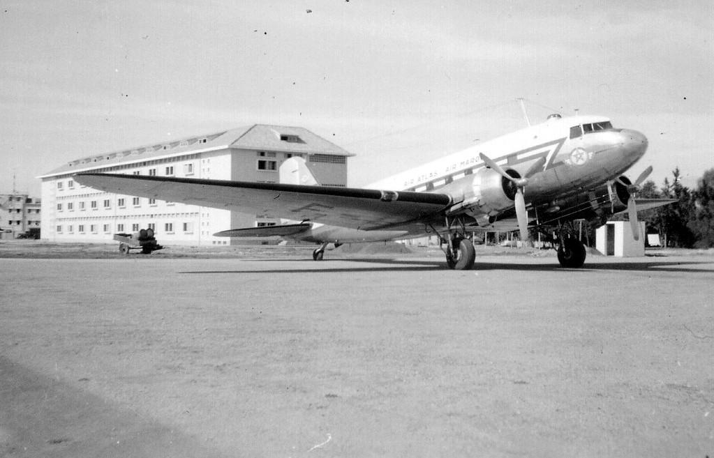 Aciens avions de la RAM Clipb230
