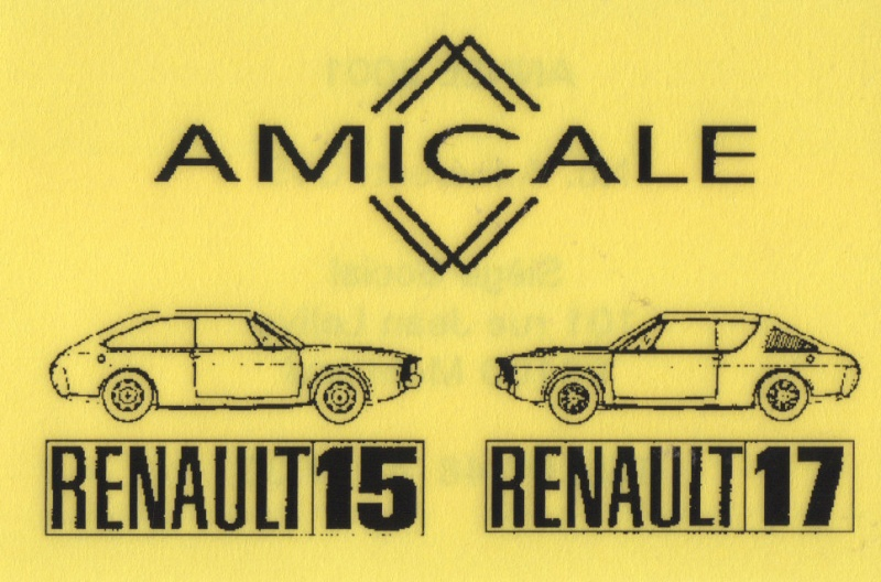 CARTE ADHERENT DE L'AMICALE Carte110