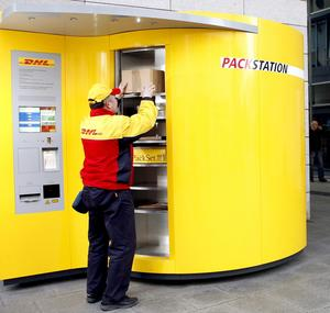 Poste restante « Packstation » La fin de la Deutsche Post 20090210