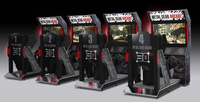 Metal Gear Arcade Mgacab10