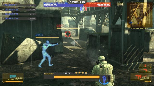 Metal Gear Arcade Mgass110