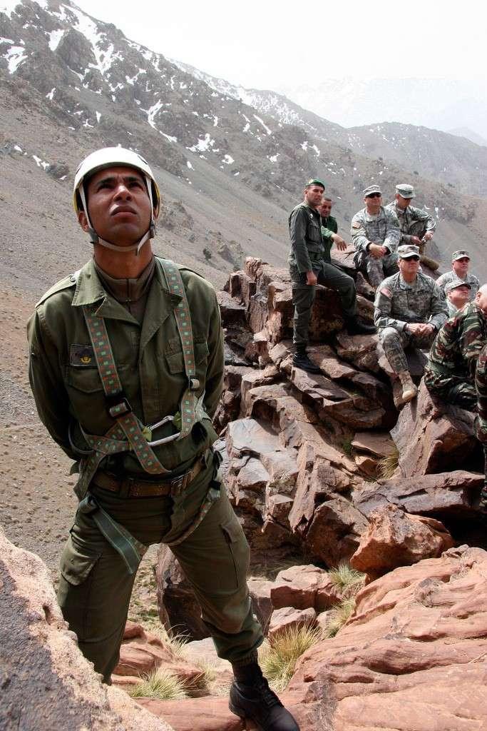 State Partnership Program (SPP) Morocco - Utah / South Carolina ANG 04271010