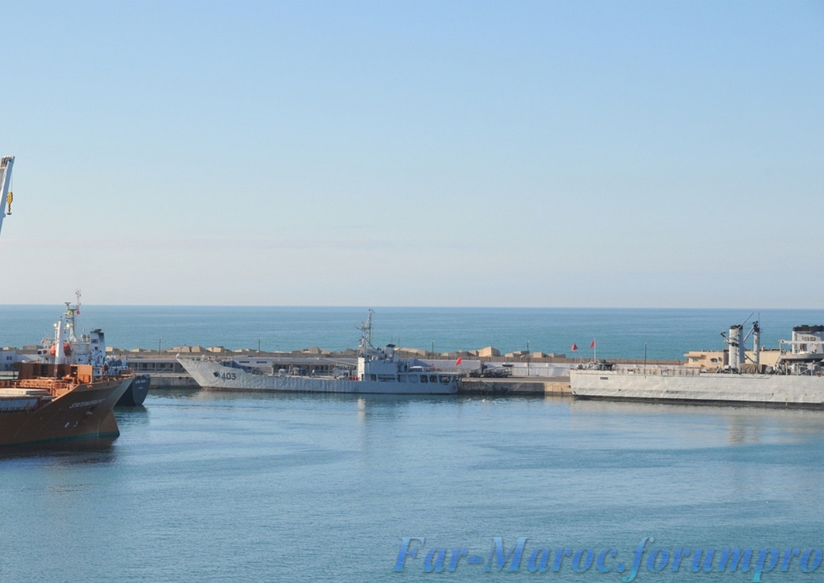 Royal Moroccan Navy Newport class / Sidi Mohammed Ben Abdellah ( 407 ) ( Inactive ) 25251510