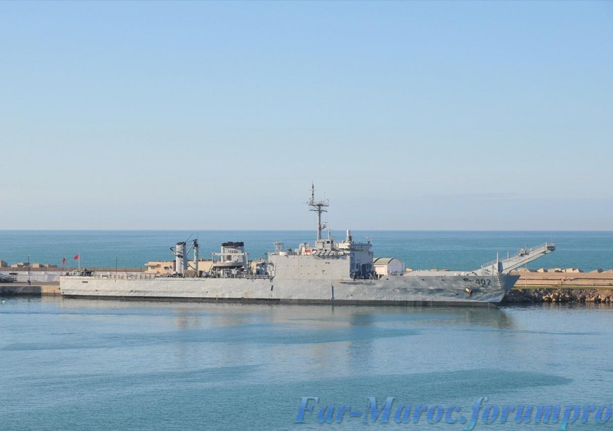 Royal Moroccan Navy Newport class / Sidi Mohammed Ben Abdellah ( 407 ) ( Inactive ) 52552_10