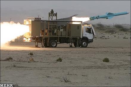 Batteries de defense cotiere / Coastal Defense Systems Irania10