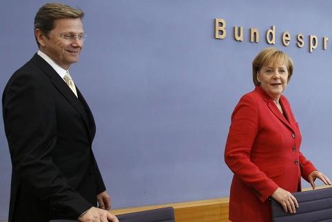 Actualité Economie Mondiale - Page 4 Merkel11