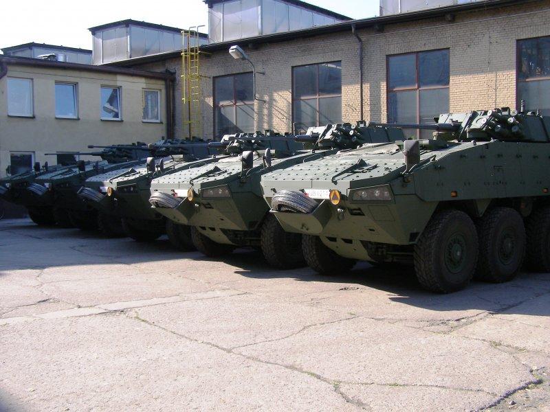 Armored Combat vehicules APC/IFV (blindés..) P5280010