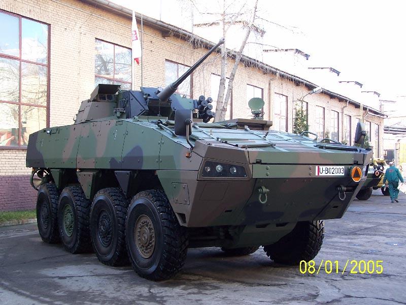 Armored Combat vehicules APC/IFV (blindés..) Rosoma10