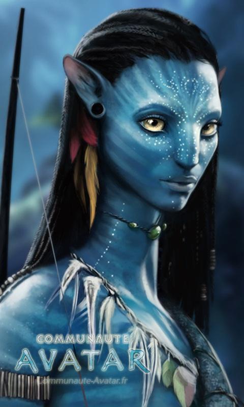 buste Neytiri Avatar Commun11