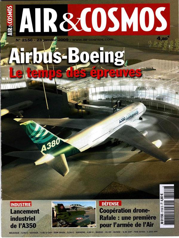"""Revues : """"Air et cosmos"""" numéro 2156 Air_et13"""