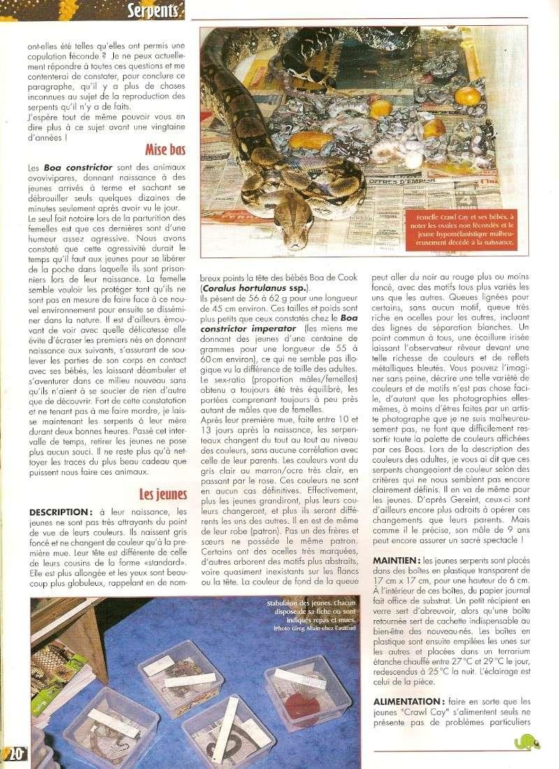 Crawl Cay : Europe / USA Numari16
