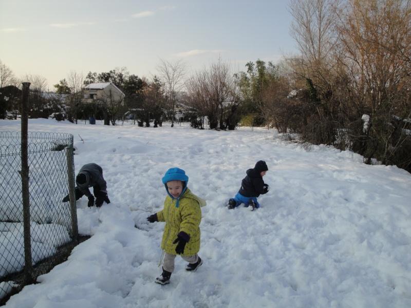 8 mars 2010 maureillas sous la neige Dsc00811