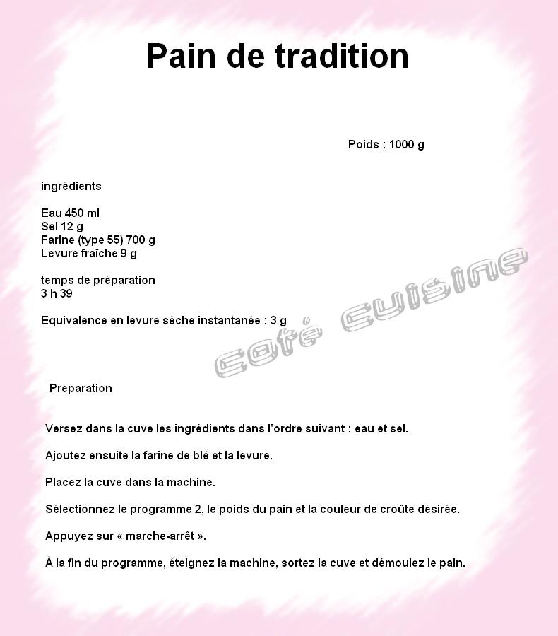 Pain de tradition Sans_t14