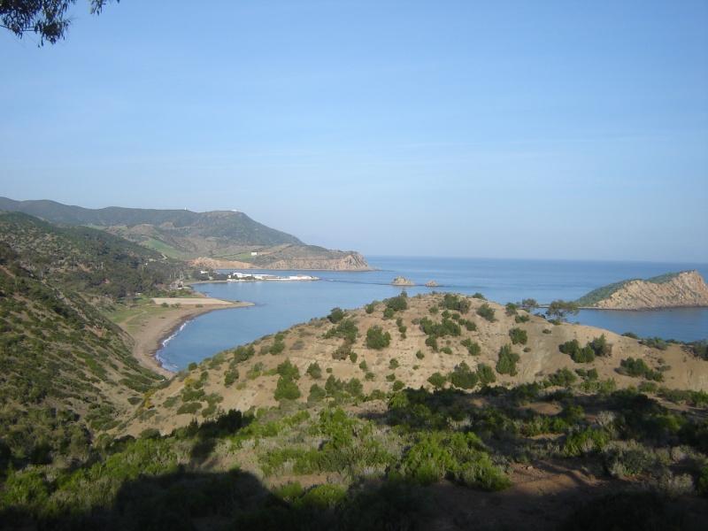 Des news du Camping Amis de Cala Iris (Région Al Hoceima) Baie_c12