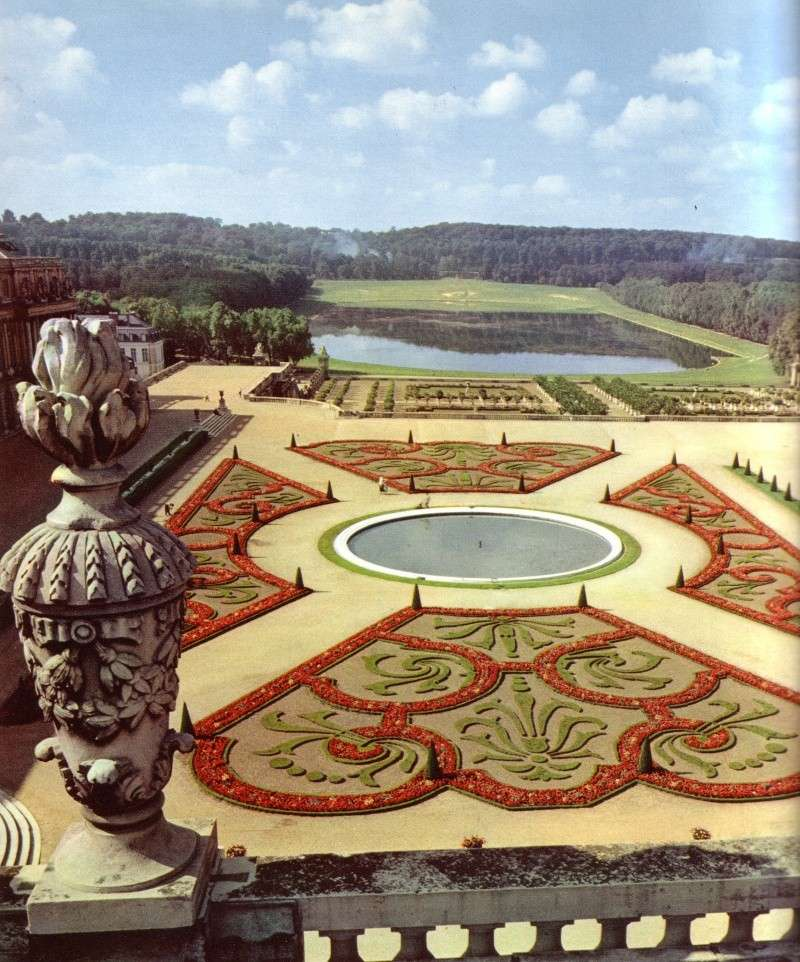 Versailles en photo, 1950 - 2000 0110