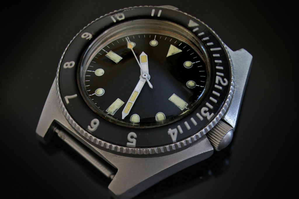 "Suite de ""operation in the Delta"" : Seals and Rolex Benrus10"