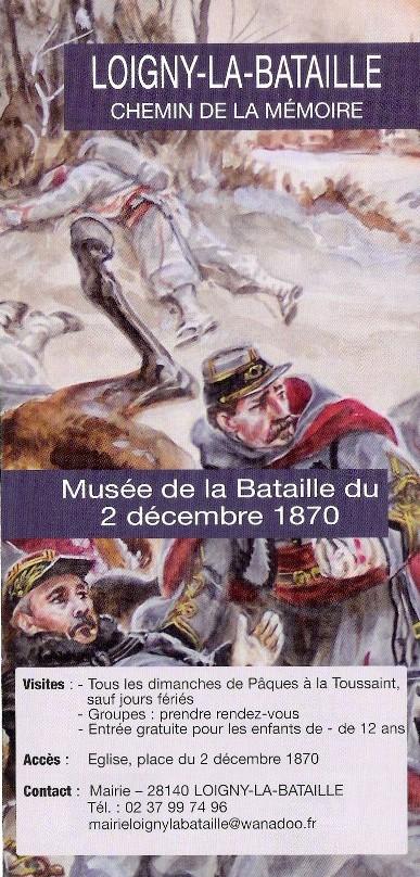 Campagne de 1870-71 : Guerre contre la Prusse Mlamp113