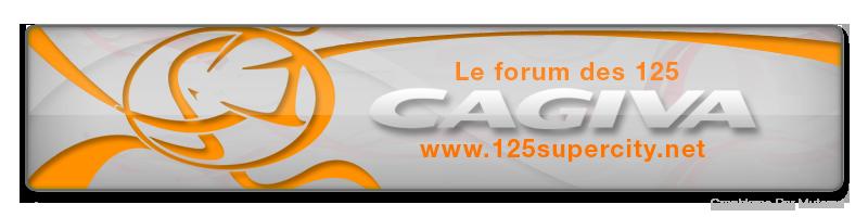 le forum Cagiva 125 cm3 : la supercity une moto de passion