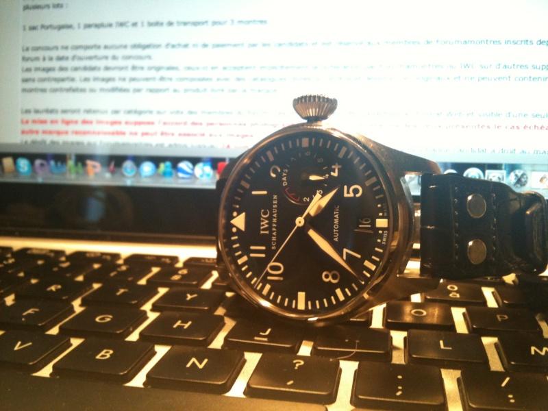 IWC Big Pilot - Besoin d'idées pour le bracelet Img_0111