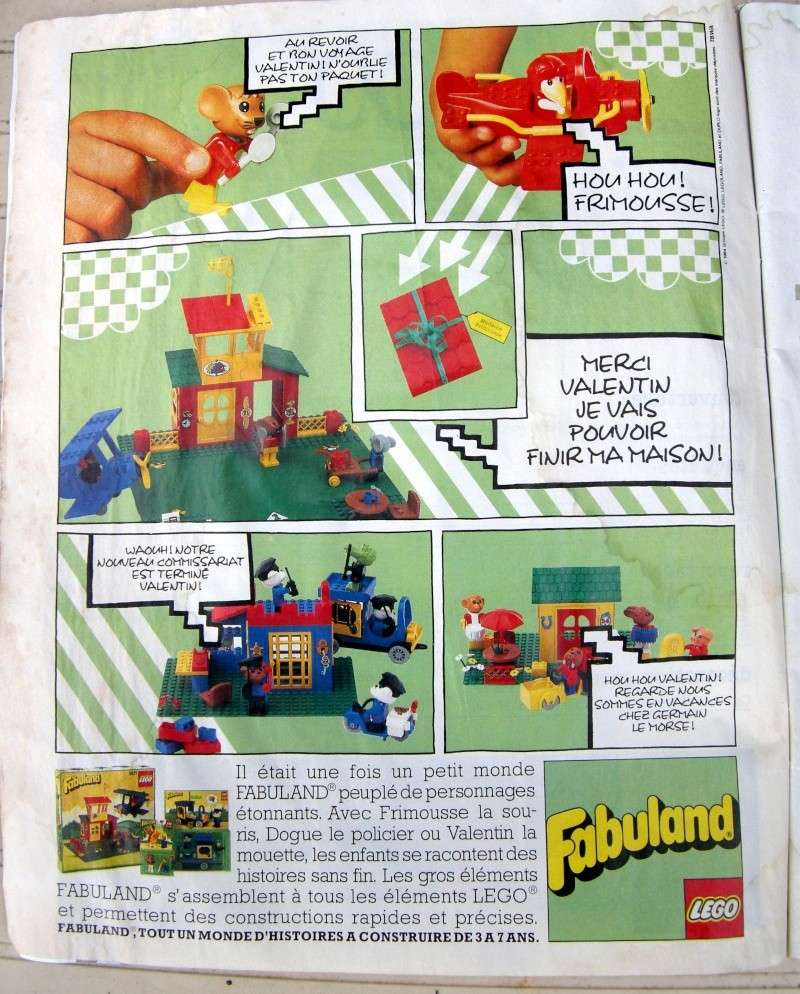 [LEGO] : FABULAND Dscn0013