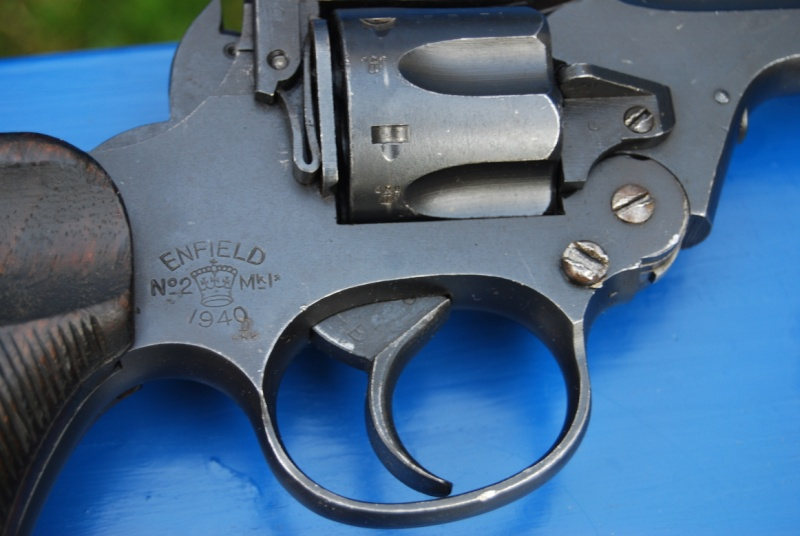 Revolvers british Enfiel15