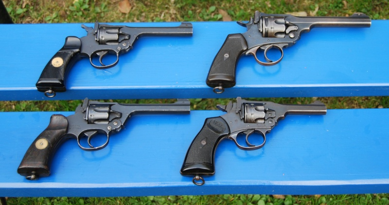 Revolvers british Ensemb15