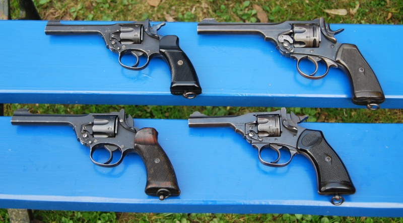 Revolvers british Ensemb16