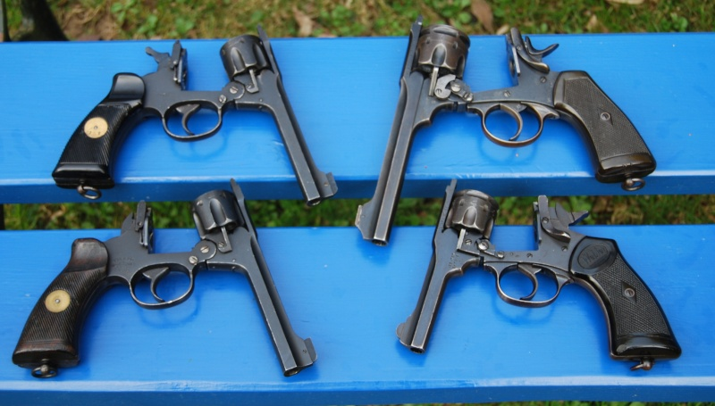 Revolvers british Ensemb17