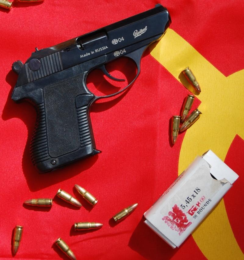 Armes de poings réglementaires Psm310
