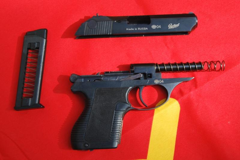 Armes de poings réglementaires Psm410