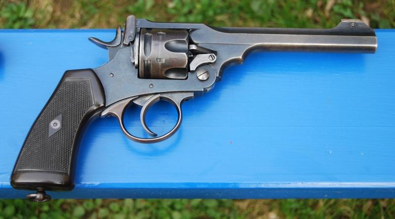 Revolvers british Webley10