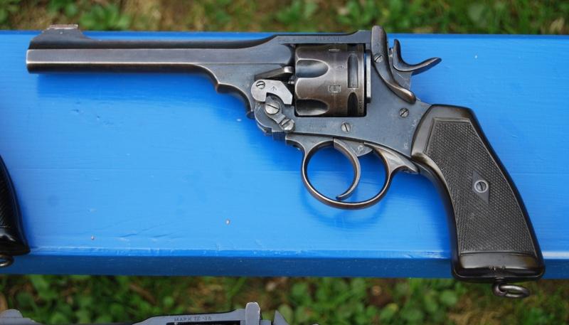 Revolvers british Webley11